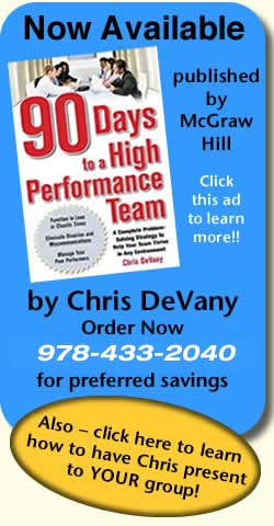 90 Days to a High-Performance Team